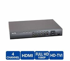 LTS LTD8304T-FT 4 Channel HD-TVI Digital Video Recorder - 1080p Full HD, H.264 D