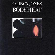 Quincy Jones - Body Heat [CD] A&M Records, Soul, FREE SHIPPING