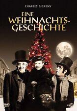 DVD Charles Dickens EINE WEIHNACHTSGESCHICHTE # Michael Hordern ++NEU