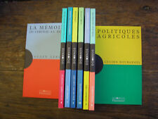 Lot de 8 livres collection dominos / Flammarion