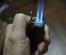 Honest Double jet torch lighter with cigar punch 1-7days ship FEDEX + tracking