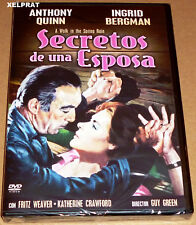 SECRETOS DE UNA ESPOSA / A WALK IN THE SPRING RAIN English Español DVD R2 Precin