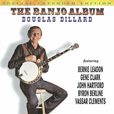 DOUGLAS DILLARD - THE BANJO ALBUM (SPECIAL EXTENDED EDITION) GENE CLARK Neu