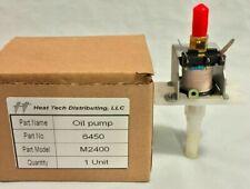 Monitor Heater 2400, 41, 40  SOLENOID PUMP  Part # 6450 Monitor 2400, 441