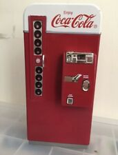 Coca Cola vending machine saving bank