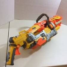 Nerf Vulcan EBF-25 Dart Blaster Gun 2008 Hasbro Pops But Untested With Darts