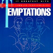 THE TEMPTATIONS - 17 GREATEST HITS - BEST OF ******EXCELLENT CONDITION******