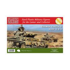 facile assemblage PANZER III G, H Tank - Plastique Soldat ww2v20010 - P3