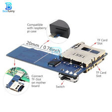 2 in 1 Dual TF Card Micro SD Card Adapter Raspberry Pi  Double System Switcher