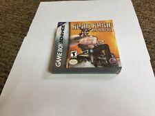 Road Rash: Jailbreak (Nintendo Game Boy Advance, 2003) new gba