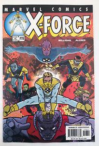 X-Force #116 - 1st App Doop - Marvel Comics