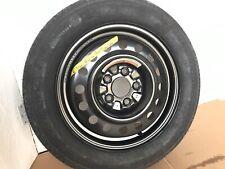 "✅02-18 ALTIMA 15-18 Rogue 15-18 Sentra Spare Wheel Tire 16x4 17"" Excellent OEM"