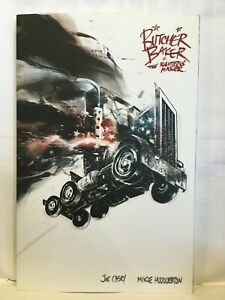 Butcher Baker The Righteous Maker Paperback Graphic Novel Image 9781534303331