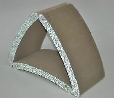 Premium Cat Cardboard Triangle Scratch Furniture Pole Kitten Acrylic edge Finish
