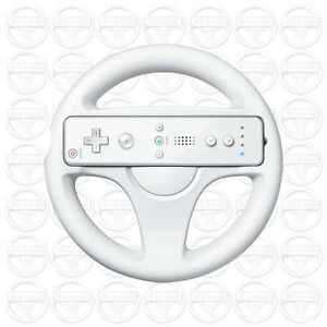 Wholesale 100x Wii Controller Steering Racing Mario Kart Wheel for Nintendo Wii