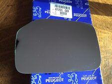 Peugeot 106 MK1 droit drivers door mirror glass harman 8151G3 droite nouveau