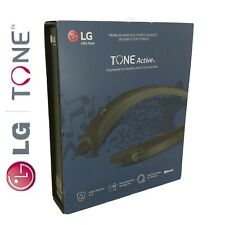 Refurbished - Lg Tone Active Hbs-A80 Wireless Bluetooth Stereo Headset Earbuds
