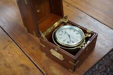 Heath & Co. Marine Chronometer
