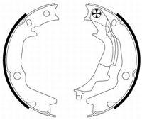 Mintex Rear Brake Shoe Set MFR658  - BRAND NEW - GENUINE - 5 YEAR WARRANTY