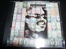 Stevie Wonder – Conversation Peace (Australia) CD – Like New