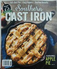 Southern Cast Iron Autumn 2017 Caramel Apple Pie Bourbon Dessert FREE SHIPPING s