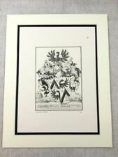 Lithograph History Original Art Prints