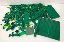 LEGO Lot of Dark Lime Grass Green Pieces Bricks Building Parts 10 oz Specialty