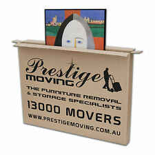 PICTURE BOXES, PAINTING, MIRROR, PACKING, CARTONS, CARDBOARD, PACKAGING,MATERIAL