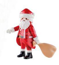 PLAYMOBIL NOEL - père Noël - Santa Claus - sac