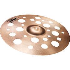 "Paiste PSTX Swiss Medium Crash Cymbal 18"" - Video Demo"