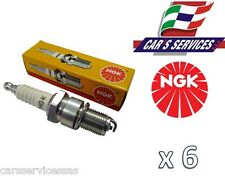 KIT 6 CANDELE NGK LKR8A PER SMART 0.7 BENZINA CAR'S SERVICES AUTO RICAMBI