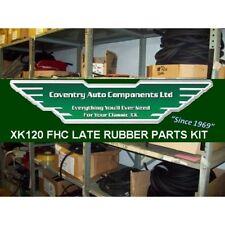 6793 L  Jaguar XK120 FHC (Fixed Head) Complete Rubber Parts Kit RPK120F
