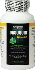 Nutramax Dasuquin 84 Chewable Tabs MSM SM/MED Dogs Joint Health