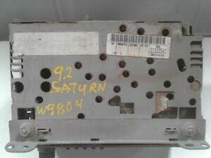 Audio Equipment Radio Fits 91-94 SATURN S SERIES 646285
