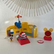 👿 La Maison Garage de Mickey Mattel Disney Année 2009