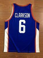 2019 Jordan Clarkson 6 Pilipinas Team Basketball Jerseys Sublimation Custom Name