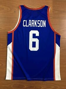 Jordan Clarkson 6 Philippines Team Basketball Jerseys Sublimation Custom Name