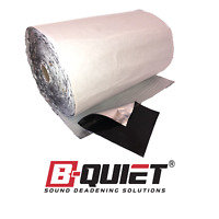 Ft. B-Quiet Vcomp Composite Noise Barrier 13.5 Sq