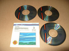 Brahms The Complete Concertos 3 cd Fatbox 1990 3 cd are ex condition book v-good