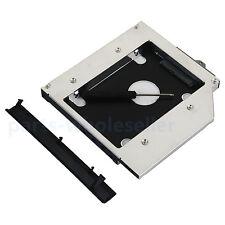 Panneau 2nd HDD SSD disque dur Caddy pour HP EliteBook 8560w 8570w 8760w 8770w