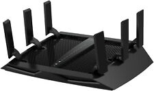 NETGEAR R8000 3200 Mbps 5 Port 3200 Mbps Tri-Band Wireless Router (R8000-100NAS)