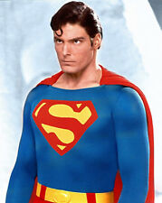Movie SUPERMAN Christopher Reeve Glossy 8x10 Photo Poster Print