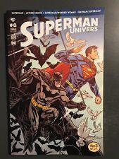 SUPERMAN UNIVERS - T8 : octobre 2016