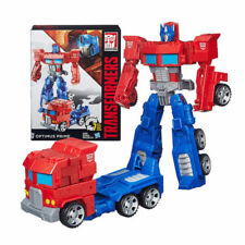 Transformers Generations Optimus Prime 7 Steps Leader Jet Robot Toy Figurines