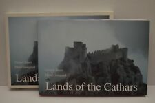 """Land of the Cathars"" Hardcover Book Sioen & Gougaud (English Version, 1994)"
