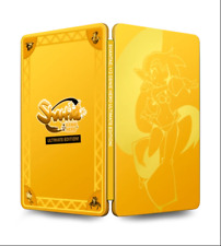 Shantae Half Genie Hero Ultimate Edition SteelBook (NO GAME) Pre-Order