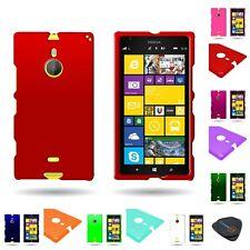 For Nokia Lumia 1520 Plastic Hard Rubberized Plastic Matte Phone Cover Case