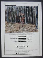 2000 Anselm Kiefer 'Aaron' painting Lempertz auctions vintage print Ad