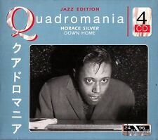 Horace Silver -Down Home, Quadromania 4-CD (24 Bit Mastered Jazz) 1928