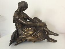 BRONZE signé JAMES PRADIER ( 1790-1852)